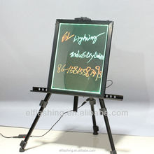 LED fluorescent board,kids LED writing boards