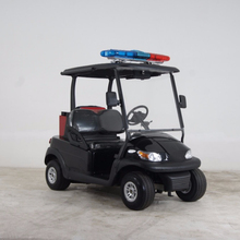 48V electric-motor security police golf cart, color customizable