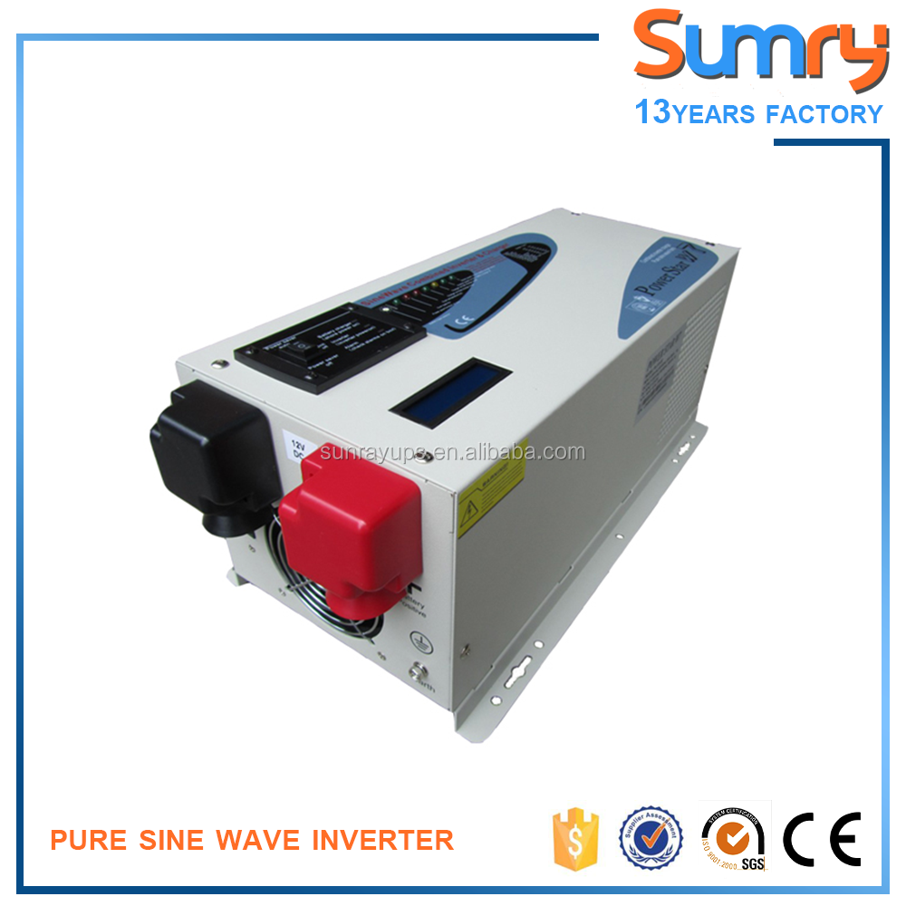 pure sine wave inverters converters dc 12v to ac 220v 1000w 12000w