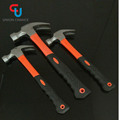 High Quality Type Claw Hammer With Plastic Coating Handle