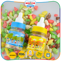 New product multi color sweet taste cheap yogurt candy