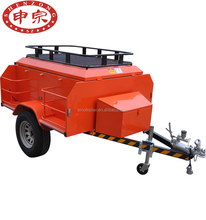 hot sale cheap price trailer dolly lawn equipment tractor trailer