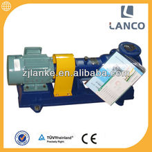 Inlet 80mm Anti-Corrosion Fluoroplastic Lining chemical Pump