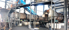Xingyuan Group activation carbonization Rotary kiln furnace
