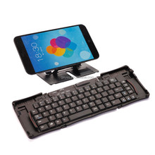 Triple folding Keyboard for samsung edge, exclusive designed triple folding bluetooth keyboard