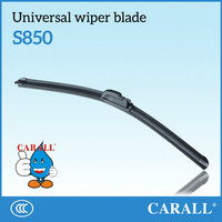 500 Thousand Cycle Times Universal Flat Wiper Blade TS16949 Audited