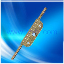 single piece aluminum sliding window spagnolette lock