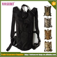 Outdoor sports hiking camo hydration bladder pack military water bladder