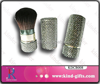 Makeup Tools Foundation Brush crystal Handle Brush