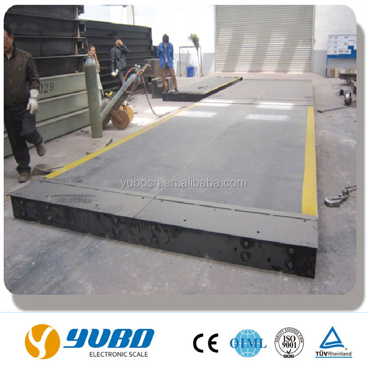 45 Ton 50 Ton 60 Ton electronic industrial truck weighing scale manufacturers