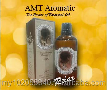 AMT Aromatic - Aromatherapy Relaxing Oil