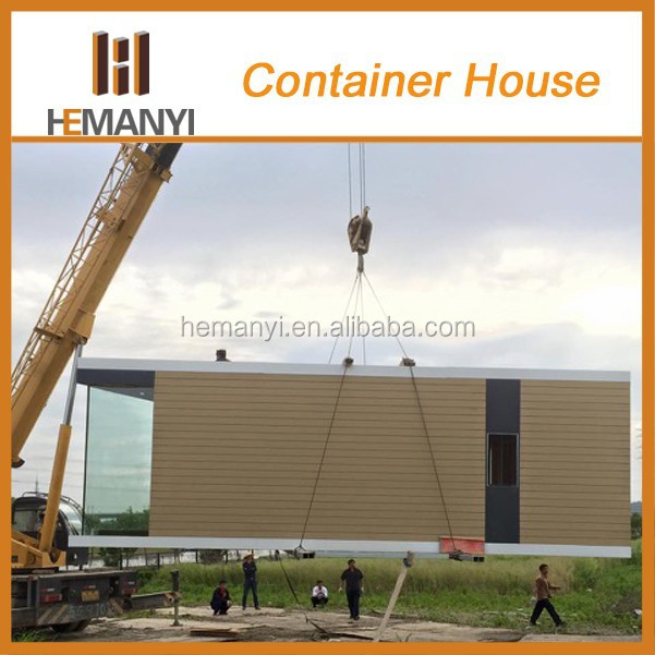 safe and durable movable Container House for office camp school