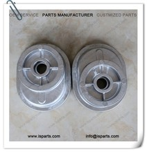 Customized aluminum gearbox kit of cvt transmission parts
