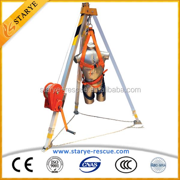 industrial tripod lifting equipment rescue  u0026 retrieval