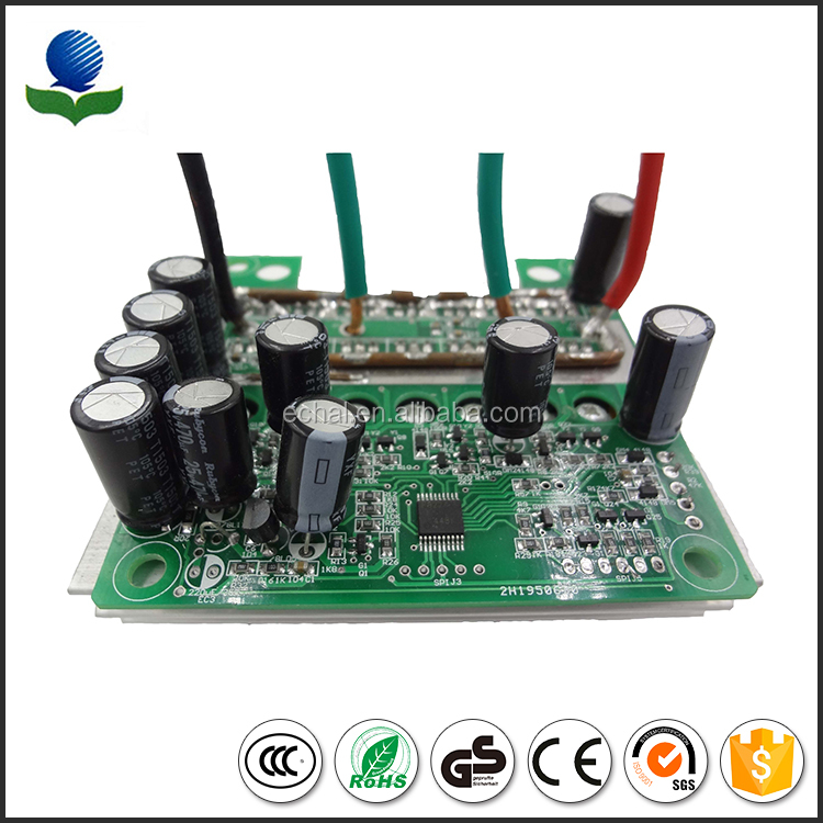 Chinese factory electrombile control board PCB assembly service