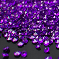 acrylic crafts and gifts factory directly venue bulk acrylic diamonds
