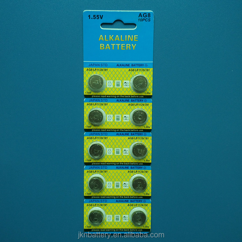 1.55v Button cell lr626 watch battery sr626sw battery Japan standard battery