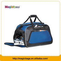 Color blue popular sport travel cargo bag