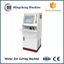 Hot selling gum rubber water jet cutter machine with CE certificate