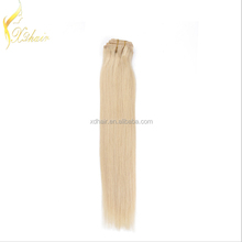 Wholesale Cheap 100 Human Hair Top Quality 30 inch hair extensions clip in