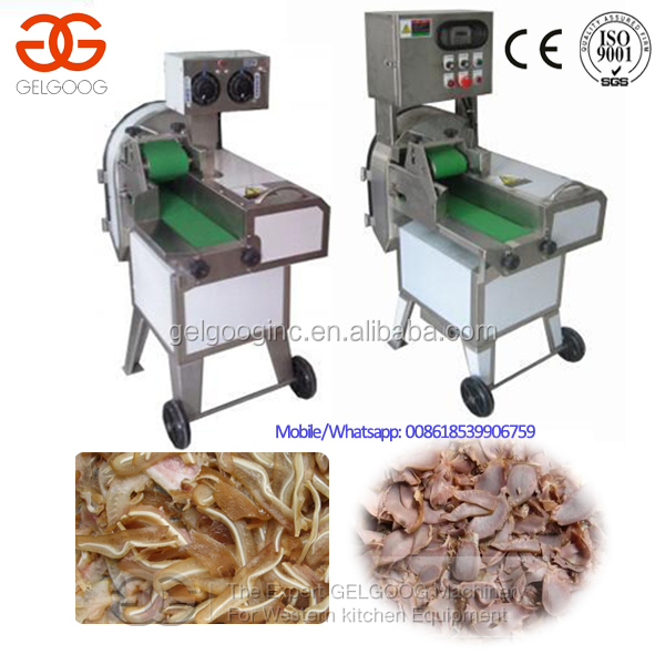Cooked Beef Cutting Machine|Cooked Beef Slicing Machine