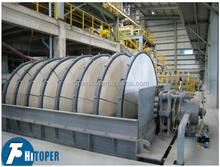 Tail ore dewatering machine ,manganese ore separation filter