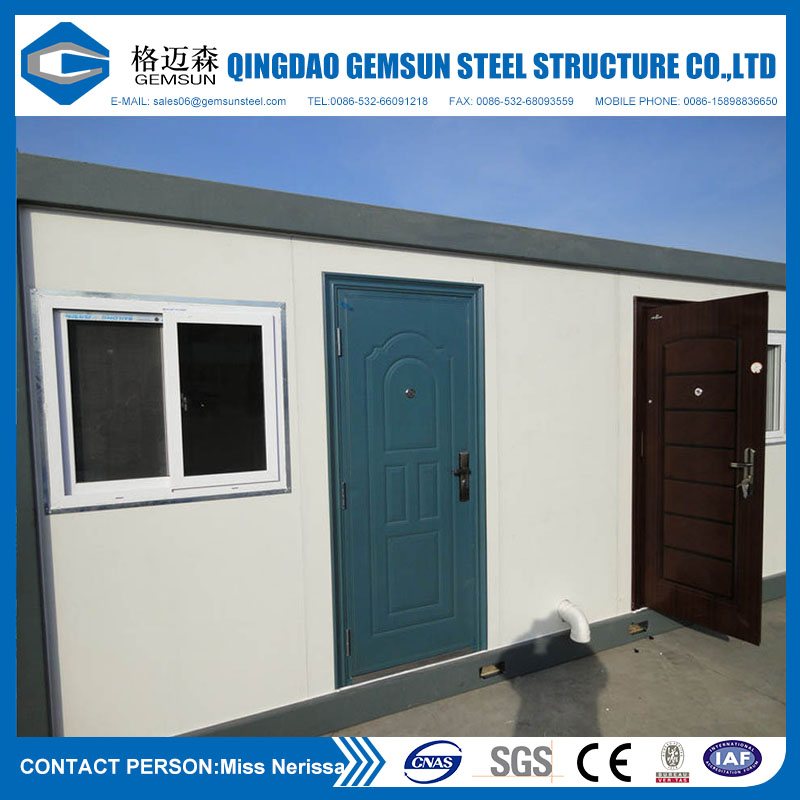 Premade House Container Storage/Office/Workshop