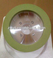 high quality vitrified bond diamond grinding wheel for PCD & PCBN cutting tools