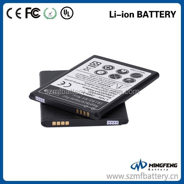 Hot Long lasting mobile phone batteries for samsung galaxy s4 mini