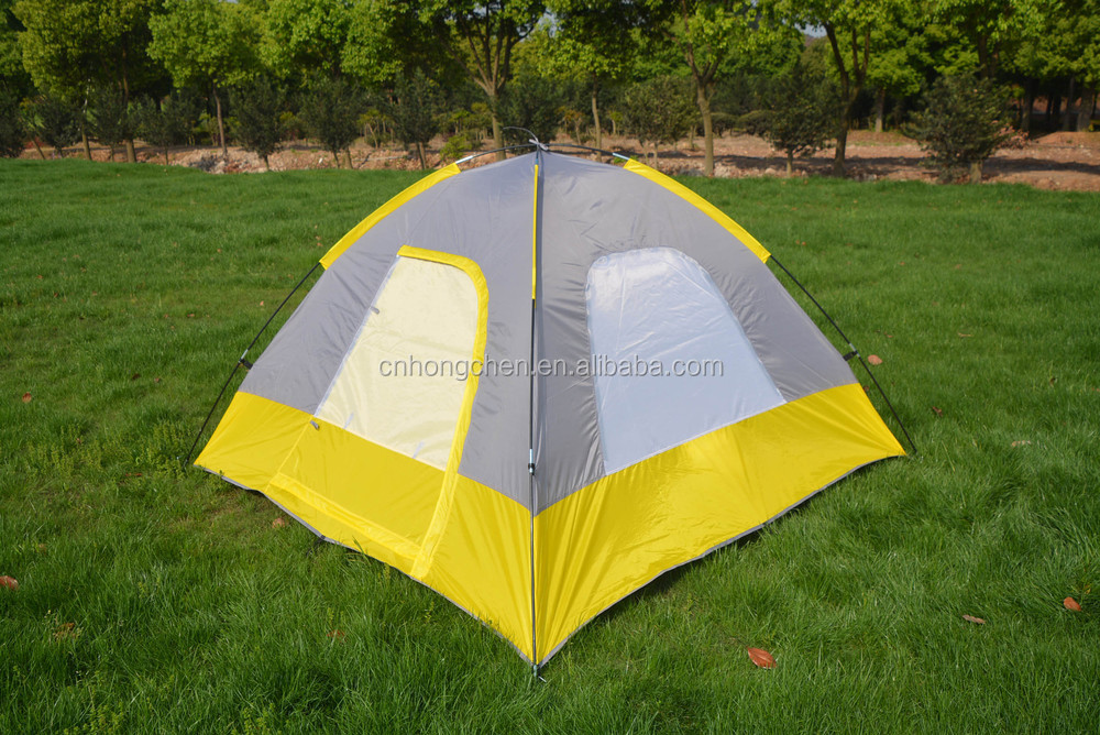 hot sale 2-3person folding camping tent