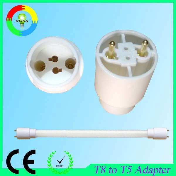 Express energy saving g5 fluorescent lamp holder used in T8 luminaire