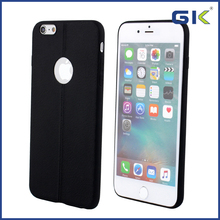 [GGIT] New Cheap Ultra-thin Litchi Grain Soft TPU Phone Case For IPhone 6 Cover