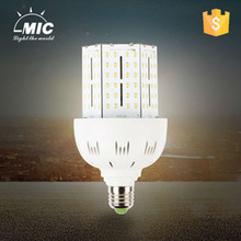 2014 HOT sale new design 360 degree 3 years warranty CE, RoHS approved E40 120w led corn light bulb parking alot