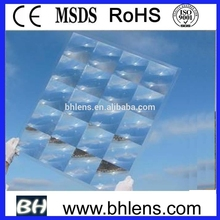 BHLENS fresnel / fresnel solar lens array for hcpv solar panel