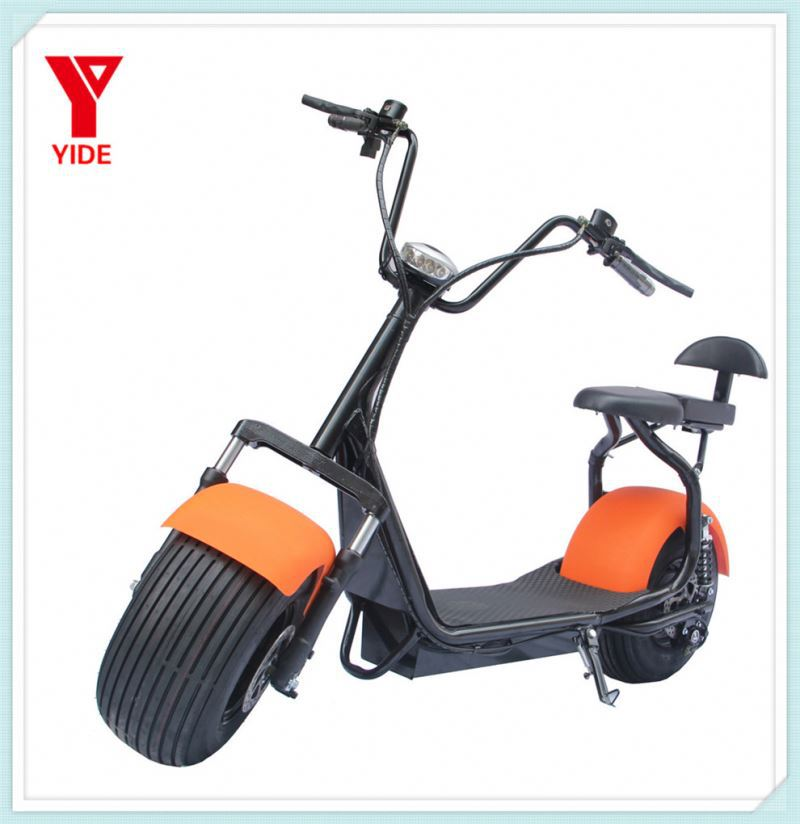 2016 China Citycoco/SEEV Style Harley Electric Wheel Scooter Classic Sports Electric Balance Scooter Smart Adult Wheel Scooter