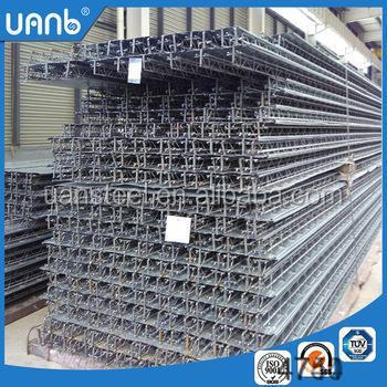 UAN Steel supply high quality building material lowest price steel lattice girder truss girders and welded plate girder