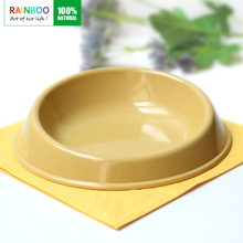 Eco-friendly Spill proof pet bowl