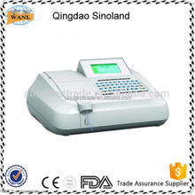semi Absolutely open system semi biochemistry analyzer machine