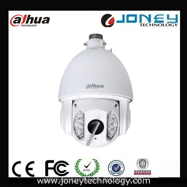 3Mp Full HD Network IR Wipe Dahua PTZ Dome Dahua ip Camera