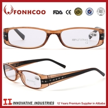 FONHCOO Hot Sale Products Italy Design Wholesale 1 Dollar PC Reading Glasses