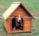 modern small wooden dog house 12117