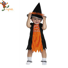 PGCC1794 Cute infant baby girl witch costume halloween fancy dress costume