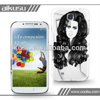 Top quality western cell phone cases for samsung galaxy s4