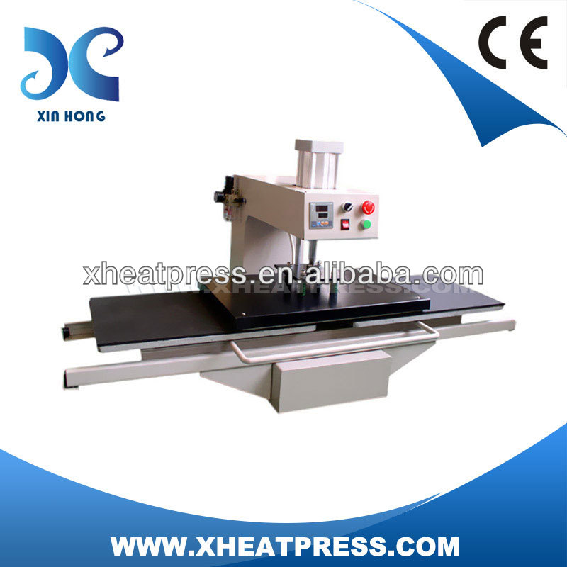 Large Format Pneumatic Double Beds Clothes Press Digital Press Sublimation Transfer Printing