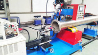 Automated Pipe Flange Welding Machine