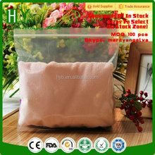 Jewelry plastic ziplock bag/ garment zipper bag/ziploc bag
