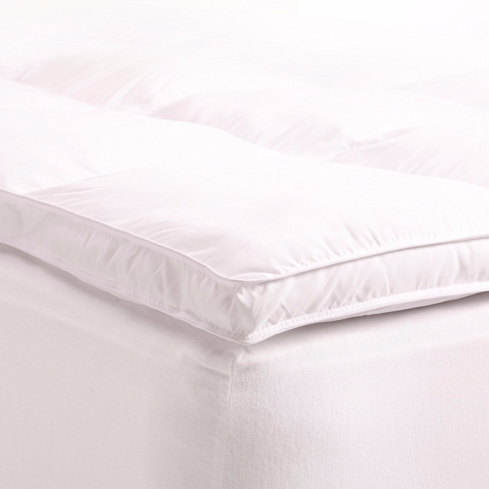 Bedroom Furniture Duck Feather and Down Mattress Topper with vacuum bag - Jozy Mattress | Jozy.net