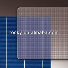 Ultra Textured Solar Panel Glass