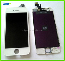 For iPhone 5 lcd with touch screen assemply part