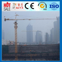 tower crane rental types of tower crane QTZ200 CE Certificate
